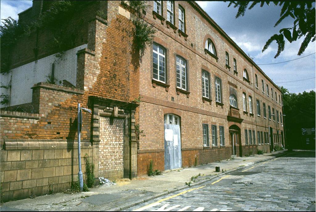 Hoxton Studio 1990